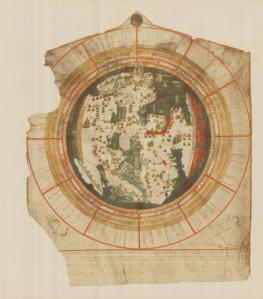 The Leardo Map, 1452