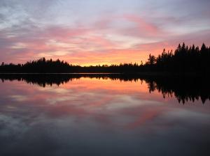 Pose_lake_Minnesota