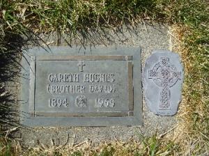 Hughes grave