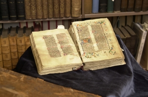 Codex given by Gareth Hughes, Special Collections, University of Nevada at Reno