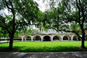 Rivera Library, UC Riverside