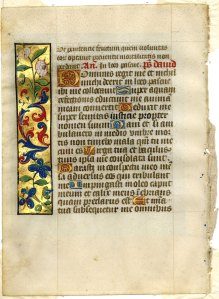 Smith College, Ege MS 48v