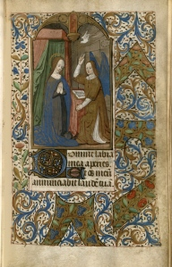 Book of Hours, Tulane University, Jones Hall, Rare Books (Census no. 1)