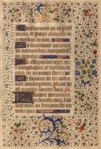 Book of Hours (Museum of Fine Arts, St. Petersburg, Florida, Gift of David S. Hendrick III, acq. 1979-11-1-5)