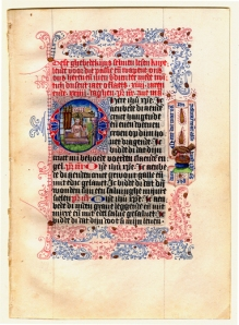 Book of Hours (Netherlands, s. XV) (Emory University, Pitts Theological Library)
