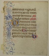 Samford University, Manuscript L13