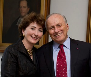 Barbara Brizdle and Lawrence J. Schoenberg
