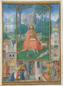 Scenes from the Life of St. John the Baptist (Book of Hours, Bruges, ca. 1515) (Metropolitan Museum,  Bequest of George D. Pratt, 1935, acc. 48.149.16)