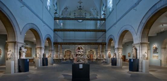 Metropolitan Museum of Art Gallery 305