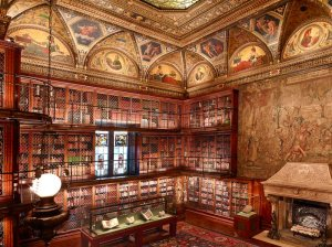 """Mr. Morgan's Library"""