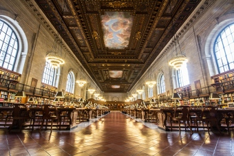 NYPL General Research Division, Rose Main Reading Room