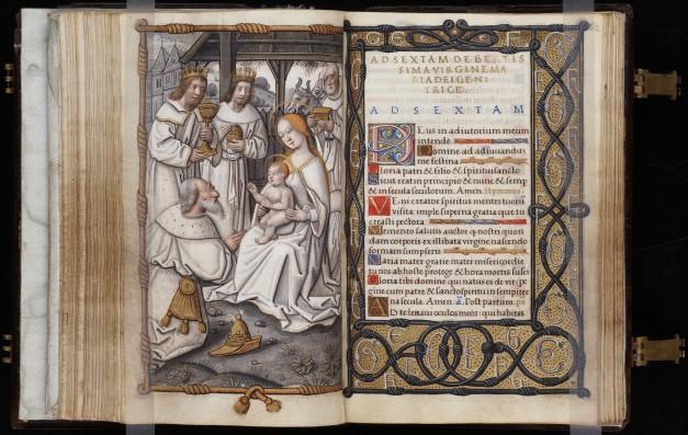 BRBL MS 375, f. 51v/52
