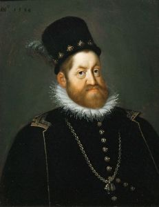 Holy Roman Emperor Rudolph II, by Joseph Heintz the Elder