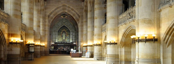 Sterling Memorial Library, Yale University