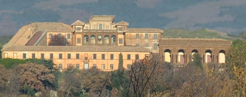 Villa Mondragone (photo by Renato Clementi, 2006)