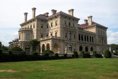 The Breakers, summer home of the Vanderbilts