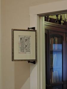 Beauvais Missal leaf, Rowfant Club, Cleveland