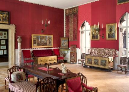 Raphael Room, Isabella Stewart Gardner Museum, Boston, Photo: Sean Dungan