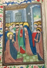 Pentecost (Hours of the Holy Spirit), f. 13v