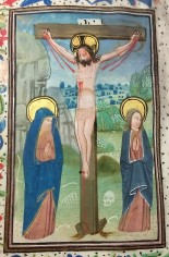 Crucifixion (Hours of the Cross), f. 7v